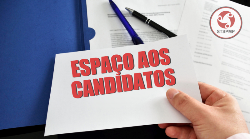 Candidato a vereador sindicalizado terá espaço no site do Sindicato para apresentar intenções