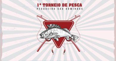 1º Torneio de Pesca | Dia 26 (domingo) vamos ter uma competição incrível no tanque do STSPMP!