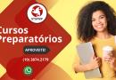Concurso Público   Inscrições abertas para curso preparatório com valores exclusivos